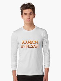 """Bourbon Enthusiast "" T-shirt by MakeArt79 