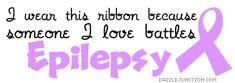 Epilepsy Awareness! @Epilepsy Foundation
