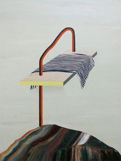 Artist painter Vanessa Maltese paintings