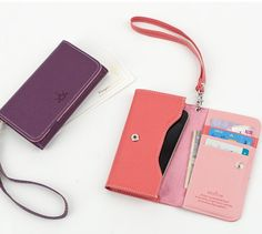 Smartphone Case & Wallet