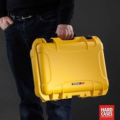 Bright yellow is a favorite of many for this Nanuk 920 case. Great for a complete 2 camera bodies 3-4 lens and some accessories for your next photography gig. #nanuk #nanukcase #nanukcases #nanuk920 #smallcase #madeincanada #protection #gearcase #gear #coolgear #waterproof #adventureready #style #case #instacool #awsome #loveit #colorful #best #yellow #travel #outdoor #protective #survival