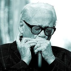 """""""TOOTS"""" passed away on this day August 22th 2016. Jean Baptiste Frédéric Isidor (Toots) Baron Thielemans (Brussels, April 29, 1922 - AUGUST 22 2016) was a Belgian jazz musician and composer, except as guitarist and harmonica player also gained fame as a virtuoso whistler. His nickname Toots is derived from the musicians Toots Mondello and Toots Cara Mata."""