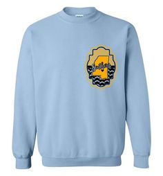 d5b7e45795b USM - Southern Miss Golden Eagles Crewneck Sweatshirt - 3 Colors Available  - Youth and Adult up to 5XL
