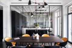 Alena Makagon on Behance diningroom