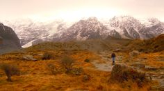 Mount Cook Stunning place for a visit when I get some more time this place is on the list.