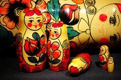 Matryoshka Dolls by randimvee, via Flickr