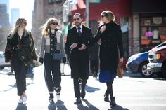 On the Streets of New York Fashion Week Fall 2015 - New York Fashion Week Fall 2015 Street Style Day 2