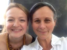 With Lucy Ribchester At Edinburgh International Book Festival 2016