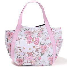 c9faa90bf23e  SANRIO  Hello Kitty Hello Kitty 40th Anniversary Mothers Bag Tote from  japan マザーズバッグ