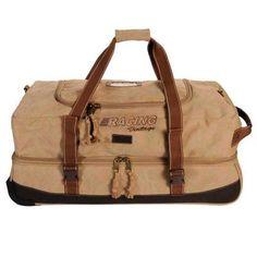 Taška Vintage Trolley Bag | trigona.sk Sleeping Tent, Trolley Bags, Cloth Bags, Trekking, Backpacking, Safari, Footwear, Outdoor Stuff, Retro