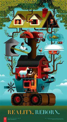 Turning inspiration into art with Adobe Illustrator CC