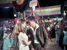 James Dean & Julie Harris in East Of Eden