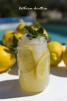 Check out this super tasty fresh lemonade recipe!