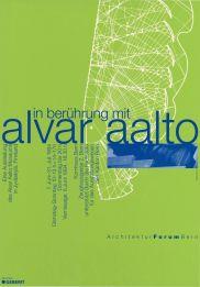 In Behrürung mit Alvar Aalto. Kosketuksia Alvar Aaltoon. Kiertonäyttely, 1992-2000