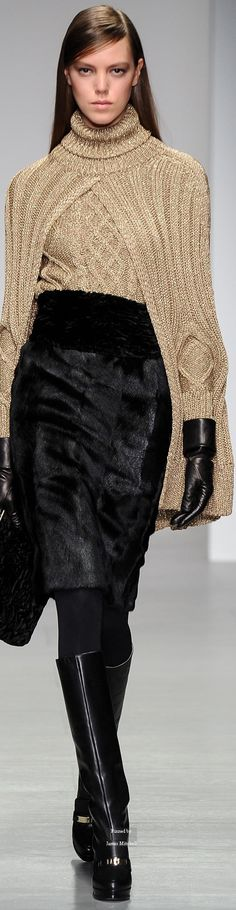 """♥ Daks Collection Fall 2014 Ready-to-Wear ♥ """"And the LORD said to Moses, """"Go to…"""