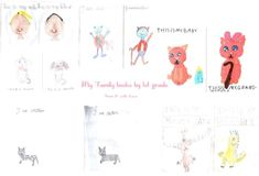 My family – a book writing project - From P. with Love The Monster Family, Write Your Own Book, Reading Time, English Lessons, Primary School, Teaching English, Writing A Book, Esl, My Children