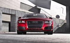The big and sporty - Audi Audi A7, Amazing Cars, Sporty, Big, Vehicles, Car, Vehicle, Tools