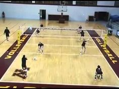 Volleyball Passing Drills, Volleyball Gifs, Volleyball Skills, Volleyball Practice, Volleyball Training, Volleyball Workouts, Coaching Volleyball, Volleyball Pictures, Beach Volleyball