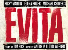 Price lowered :: Ricky Martin in Evita Tickets.