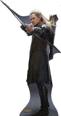 Legolas - The Hobbit The Desolation of Smaug Cardboard Standup