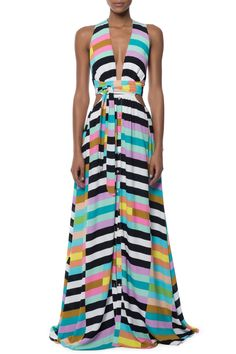 Wrap Top Maxi Dress #MaraHoffman ... Everything But Water