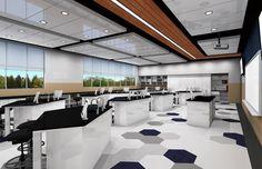 STARGATE -  Kollin | Altomare | Architects - St. John Bosco High School
