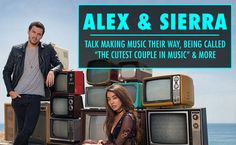 Alex and Sierra want you to know they're more than what you've seen on TV