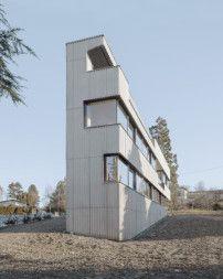 Local Architecture - Wohnhaus in Lausanne