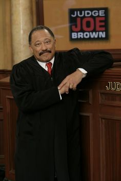 Judge Joe Brown -- (1998-present). Judge: Joe Brown