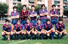 Primer Año de Juvenil en el FC Barcelona - La Jugada Financiera - La Jugada Financiera