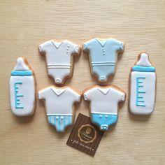 Biscoitos Decorados Baby - G