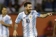 Los récords que anoche alcanzó Messi y su alegría: 'Por suerte pude volver'