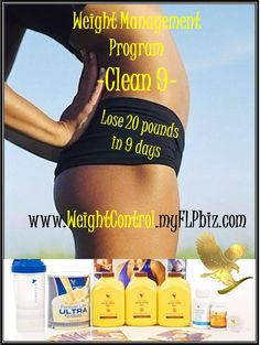 Clean9, our favorite detox plan, is designed for everybody who wants to lose weight and keep it off. Great before any diet. It is proven that our body needs to be cleansed be able to lose weight.