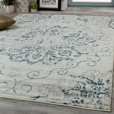 Winston Porter This collection features a variety of abstract, geometric, and organic designs. Made from synthetic fibres, these rugs resist almost any stain. Rug Size: Rectangle x Exterior Cladding, Stylish Kitchen, Architectural Elements, Online Home Decor Stores, Mild Soap, Color Show, Colorful Rugs, Rug Size, Home Goods