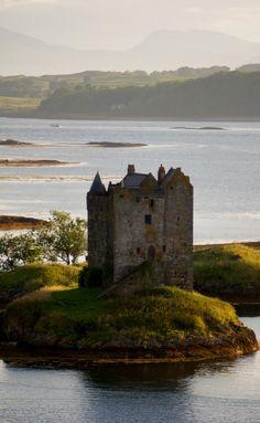 Castle Stalker, Argyll and Bute, Scotland