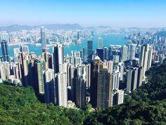 Hong Kong = epic
