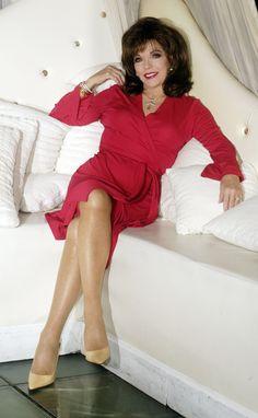 joan collins dynasty - Google Search