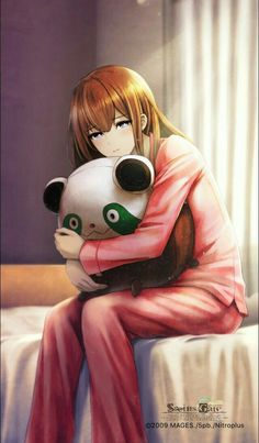 Safebooru is a anime and manga picture search engine, images are being updated hourly. Anime Triste, Chica Anime Manga, Manga Girl, Kawaii Anime Girl, Anime Art Girl, Anime Girls, Steins Gate 0, Kurisu Makise, Doki