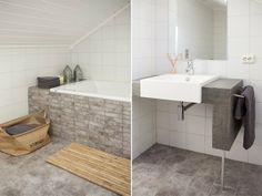 inbyggt badkar!  Karoline kapret drømmehjemmet! - Trendy og personlig i Ålesund - Boligpluss.no