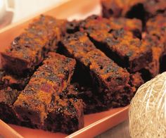 Easy melt-and-mix fruit cake recipe - By Australian Women's Weekly, Rich, dense fruit cake is a real treat to the connoisseur, and this easy melt-and-mix recipe make turning out a winner almost effortless. Easy Cake Recipes, Sweet Recipes, Baking Recipes, Dessert Recipes, Easy Fruit Cake Recipe, Best Fruit Cake Recipe Ever, Fruit Cake Recipes, Quick Fruit Cake, Healthy Fruit Cake