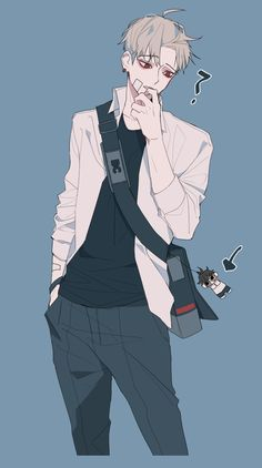 Image about anime in Boy, Male, Men Art.