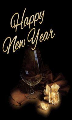 besplatne e card čestitke Animated Happy New Year GIF | Animations A2Z   animated gifs for a  besplatne e card čestitke