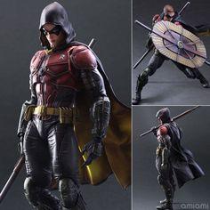 Square Enix Play Arts Kai - Batman: Arkham Knight: Robin