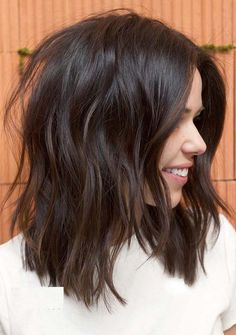 Go through this post to see the best ideas of shoulder and medium length haircuts to show off in year 2018. Shoulder length haircuts are perfect for amazing look. You may use this haircut style to go for any occasion. Different women with different age groups like to sport this haircut around the world nowadays.