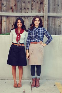 I love these girls and their blog.