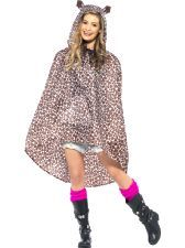 Leopard Party Poncho. Be ready for the weather in this classic,cool poncho http://www.novelties-direct.co.uk/party-theme-music-festival-leopard-party-poncho.html