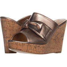 002d47fa9b5 Guess Hotlove Wedge Mule Sandals 025