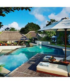 Bulgari Hotels and Resorts, Bali  Villas here boast a private entrance, multiple bedrooms, a living room and much more.