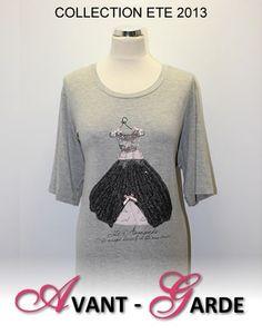 tee-shirt marina rinaldi