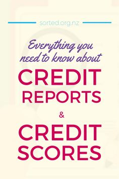 Your credit report – whether you realise it or not – matters! Most adults have a credit history and credit score, even if they've never taken on any debt. Here's what you need to know about credit reports and credit scores.